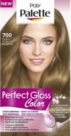SCHWARZKOPF POLY PALETTE Perfect Care 700 honingblond