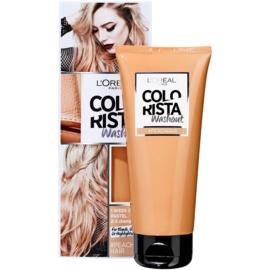 L'Oréal Paris Colorista Washout Peach Hair
