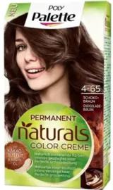 SCHWARZKOPF POLY PALETTE Naturals Color 4-65 Chocoladebruin