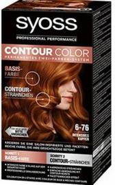 SYOSS Contour color 6-76 intens koper