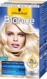 Schwarzkopf Blonde L1++ intensive blond super plus