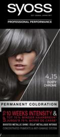 SYOSS 4-15 Dusty Chrome