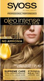 SYOSS Oleo Intense 7-10 Natuurlijk blond
