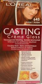 L'ORÉAL Casting Crème Gloss nr 645 amber