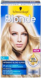 SCHWARZKOPF L1 Intensief super blond