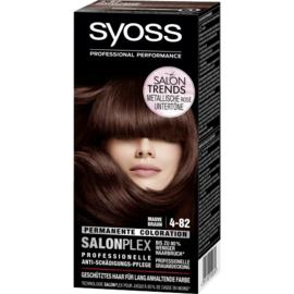 SYOSS 4-82 mauve bruin