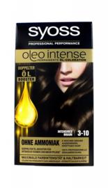 SYOSS  Oleo Intense 3-10 Intens bruin/donkerbruin