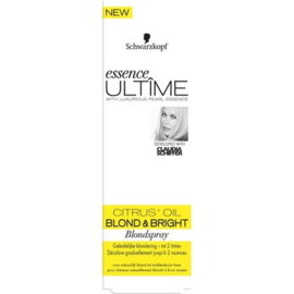 Schwarzkopf Blondspray Essence Ultime