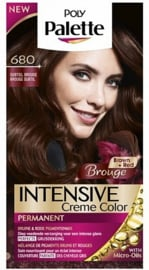 POLY PALETTE 680 Brouge Brown and Red