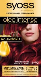 SYOSS Oleo Intense 5-92 Stralend Rood