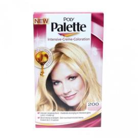 Poly Palette nr 200 licht natuurlijk blond