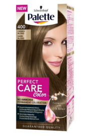 SCHWARZKOPF POLY PALETTE Perfect Care 400 donkerblond