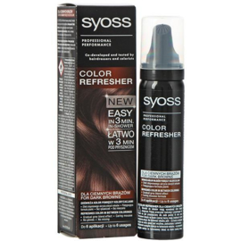 SYOSS COLOR REFRESHER DONKERBRUIN