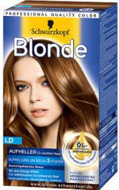 Schwarzkopf Blonde LD medium oplichtende crème