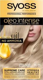SYOSS Oleo Intense 9-11 cool blond