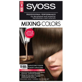 SYOSS mixing colors nr 5-85  Capuccino Fusion