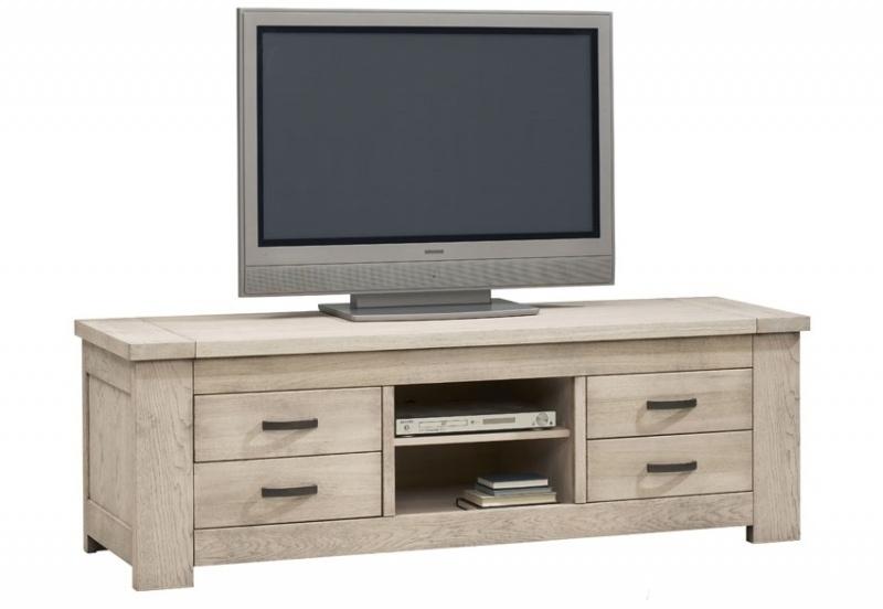 TV dressoir Athene 106 misty-grey