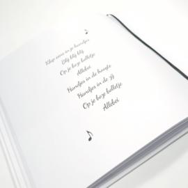 Invulboek Babyboek | Mijn eerste jaar