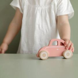 Houten auto   Little Dutch