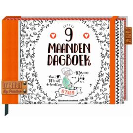 9 maanden dagboek | O'Baby by Pauline Oud