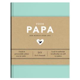 Voor papa | Elma van Vliet