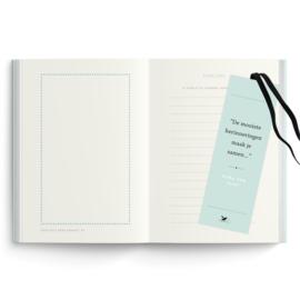 Dagboek voor mijn zoon | Elma van Vliet
