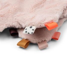 Speendoekje cozy friend Wally roze | Done by Deer