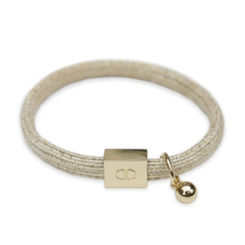 Armband Gold sparkle | Delight Department