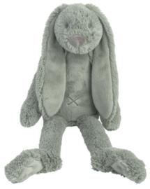 Knuffelkonijn met naam |  Richie groen 38 cm | Happy Horse