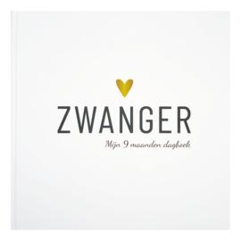 Invulboek Zwanger | Mijn 9 maanden dagboek | Lifestyle2Love