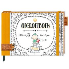 Opgroeiboek | O'Baby by Pauline Oud