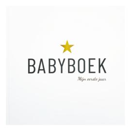 Invulboek Babyboek | Mijn eerste jaar | Lifestyle2Love