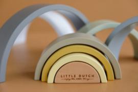 Houten regenboog | Little Dutch