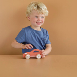 Houten sportauto | Little Dutch