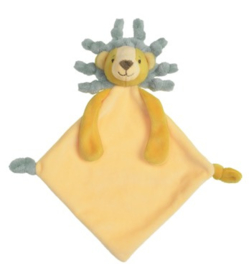 Knuffeldoekje met naam |  Leeuw Luke | Happy Horse