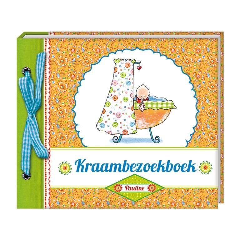 Kraambezoekboek | Pauline Oud