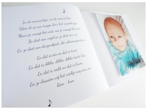 Babyboek Eerste Jaar