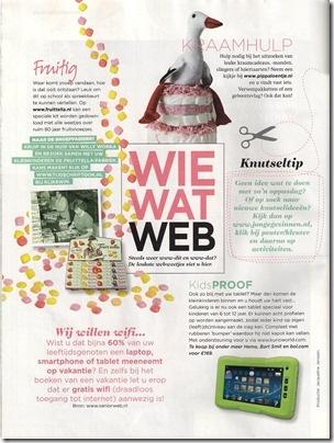 Tijdschrift OOK Pippaloentje.nl