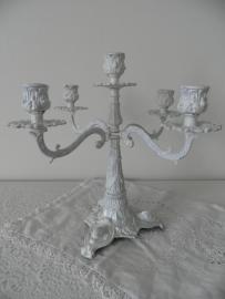 Kandelaar voor 5 kaarsen