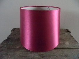 Fel roze lampenkapje VERKOCHT