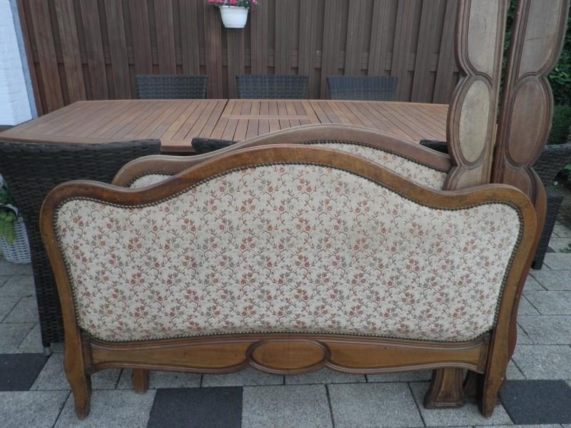 Oud Brocante Bed.Brocant Oud Frans Bed Meubelen Stijl Junkie