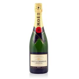 Een Fles Champagne Moet & Chandon