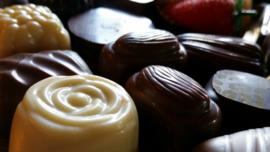 Belgische Bonbons assortiment van 17 stuks