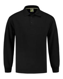 Polosweater Open Hem