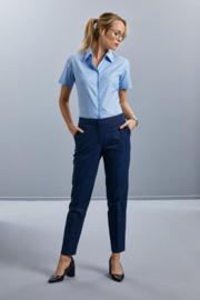 Ladies Shortsleeve Classic Oxford Shirt