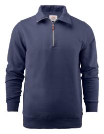 Sweatshirt Rounders RSX Met 1/4 Rits Uni Model