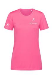 Sportshirts Dryfit dames HSIS