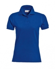 Poloshirt Royal Blue