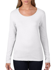 T-shirt Featherweight Scoop LM