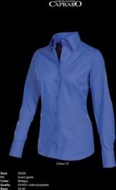 Giovanni Capraro 29300 - 37 Blouse Donkerblauw